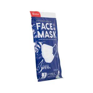 Iris Healthcare Japán minőségű eldobható orvosi maszk ( 7 db) – PN-W-L-7P