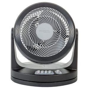 Iris Ohyama energiatakarékos forgó ventilátor (fekete) – PCF-HM23