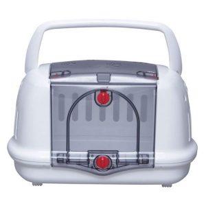 Pet House & Carry kisállat szállító (fehér) – P-HC480