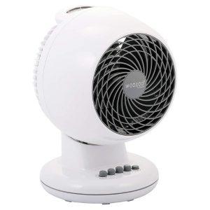 Woozoo Iris Ohyama erős csendes ventilátor (fehér) – PCF-M15
