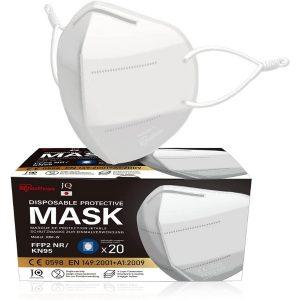 Iris Healthcare Japán minőségű eldobható FFP2 orvosi maszk (20 db) – KN95 IDM